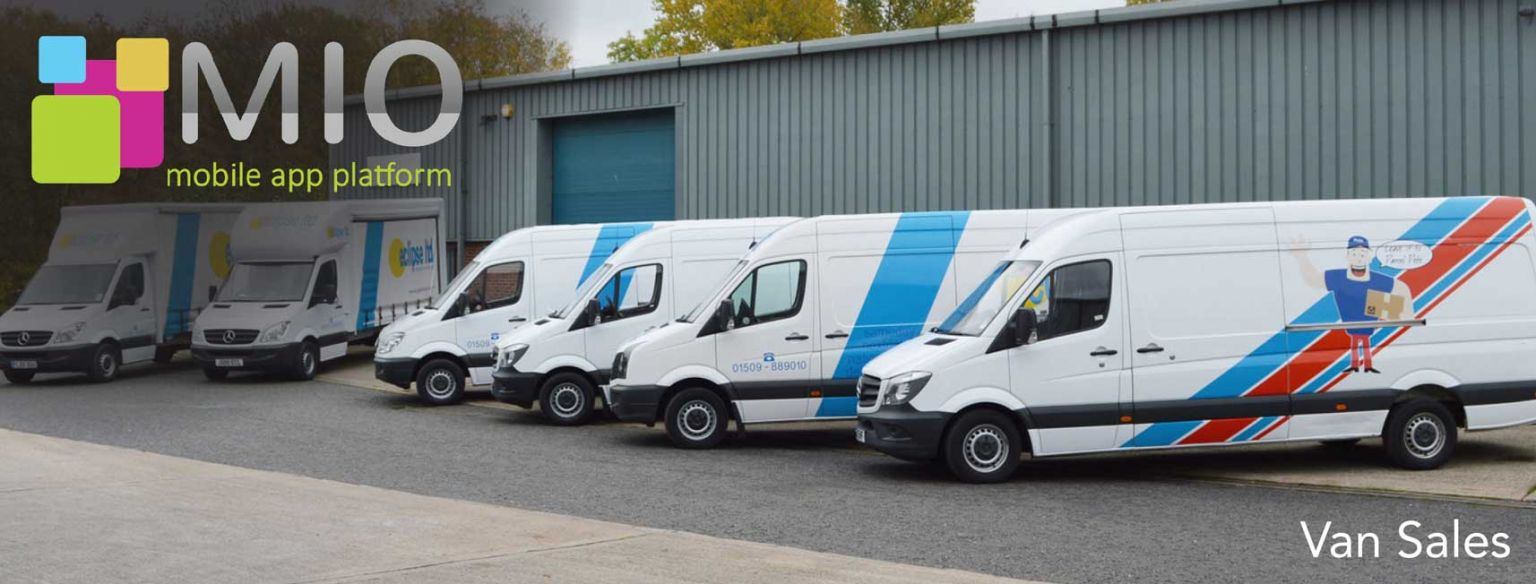 Mobile Van Sales Automation Software Solutions